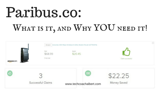 Paribus.co Review-What is it and Why you