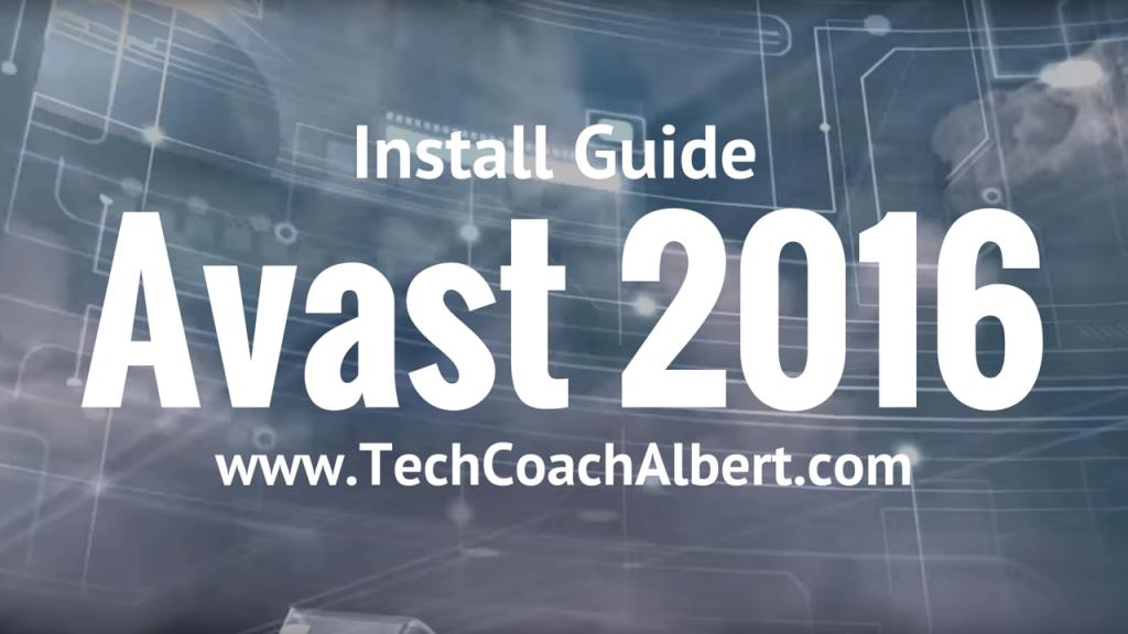 Avast Antivirus 2016